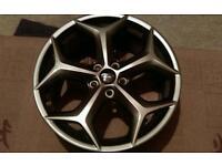 """4 Genuine 18""""Ford focus anthracite alloys"""