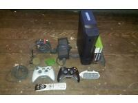 Xbox 360 elite 120GB and games