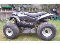 Ram R100 quad bike