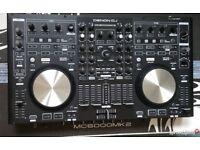 Denon MC6000 Mk2 - Mixer/Decks