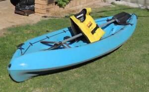 Kayak - single seat.