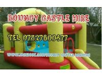 Bounce castle hire