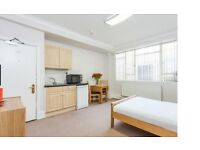 Superb studio flat in Bayswater, Craven Hill Gardens ***ALL BILLS INCLUSIVE***