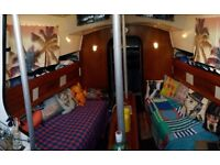 Studio Afloat! Live on board a yacht, save money & sail to the piers for sunsets! READ AD CAREFULLY