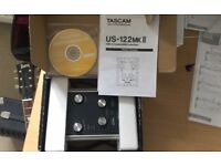 TASCAM Interface