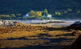 Front Of House couple to join bar and restaurant team at award winning, Michelin star Kinloch Lodge