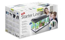 Tetra Starter Line FishTank LED 54L BNIB