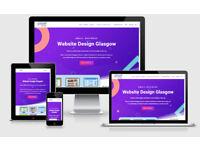 Business Website Design - 5 Web Pages only £189 - Affordable Freelance Web Designer