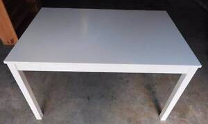 White Rectangular Wooden Table Riverview Ipswich City Preview
