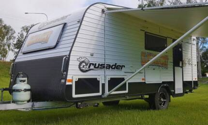 2013 Semi Off-road Crusader Galant with Ensuite Gympie Gympie Area Preview