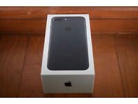 Iphone 7 plus 32 gig sealed box on Vodaphone swap for Samsung s8 plus