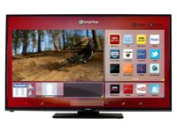 HITACHI 50 inch Smart LED TV with Wifi