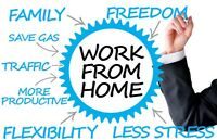 Job for stay at home parents - Part Time