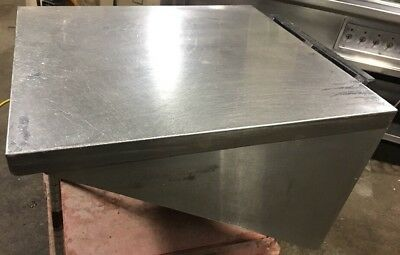 Stainless Steel Wall Mount Shelf 30x 32