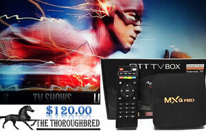 Time to cancel cable today! Android boxes starting at 80$!