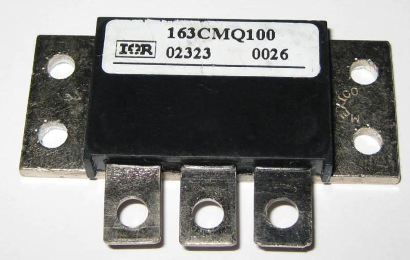 160 Amp - 100 V Schottky Rectifier - 160CMQ100 - Schottky Diodes