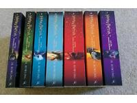 Harry Potter Books (full set)