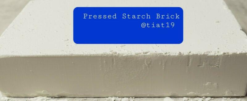 Starch Pressed Bricks (2 Pack)