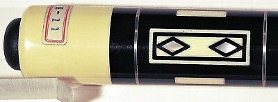 Vintage Helmstetter / adam 4 point Pool Cue Billiards custom best VIP