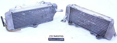 2005 YAMAHA YZ450F OEM ENGINE MOTOR COOLING COOLER RADIATOR SET R6.BX2