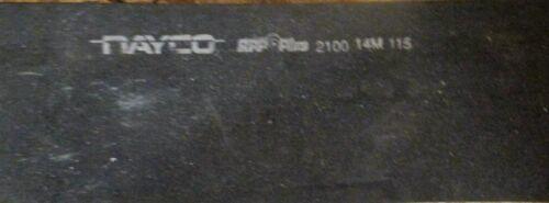 Dayco RPP Plus 2100-14M-115 Belt