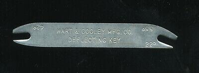 Vtg Hart Cooley Mfg Co. Deflecting Key Adjusting Vent Airflow Hvac Tool