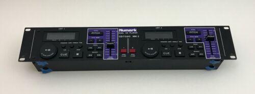 Numark CD7020 CD Player Mixer Controller Rackmount