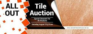 The Ultimate Tile Auction Malaga Swan Area Preview