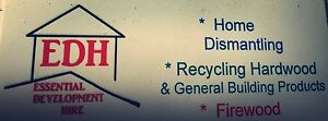 EDH *home dismantling, recycling building materials & firewood* Edgeworth Lake Macquarie Area Preview