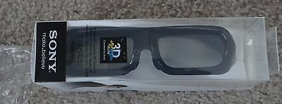 New Genuine Original Sony TDG-BR250 Active 3D Glasses
