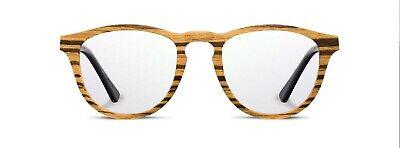 Swooggle Unisex Natural  Wooden Frame Handmade Polarized Sunglasses UV (Wooden Sunglasses India)