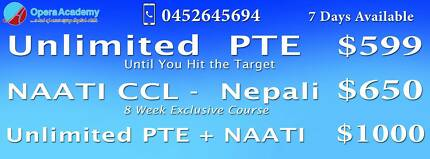 PTE & IELTS MOCK TEST at $99 Only!!! Pretest to Maximise Score