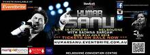 Kumar Sanu & Sadhna Sargam Live in Concert Melbourne 2016 Melbourne CBD Melbourne City Preview