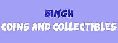 Singh Coins and Collectibles