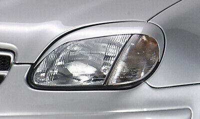 RIEGER-Tuning Scheinwerferblenden Blenden passend für Mercedes SLK 170 00070003