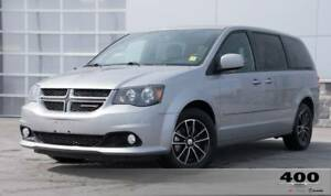 2017 Dodge Grand Caravan GT **LEATHER**STOWN&GO**HEATEDSEATS/STE