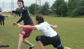 Cardiff Friday (Informal) Ultimate Frisbee! Try a new sport this summer!