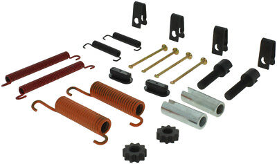 Parking Brake Hardware Kit-Cab and Chassis - Crew Cab Rear Centric 118.65016