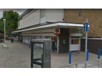Large Spacious Office Poplar Crisp Street Market Post Office building £150 per week