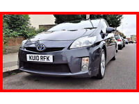 PCO --- 2010 Toyota Prius 1.8 VVT-i Hybrid T Spirit CVT --- Navigation --- Camera -- PX OK Prius PCO