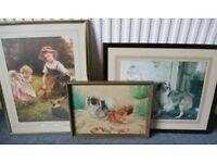 3 Dog Prints - £10 the lot