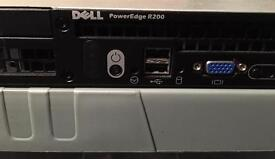 £50 Power Edge R200 Intel Quad core (Working)