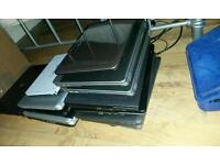 Laptop job lot 20+ spares repairs working i3 i5 batteries chargers bulk