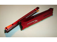 Kingston HyperX Savage 2400MHz CL11 DDR3 16GB (2x8GB) RAM