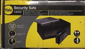Yale Laptop Security Safe Boxed Brand New
