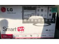 "LG 42"" Full HD LED Smart TV with Freeview and Magic Remote LG42LN578"