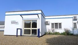 Two desk office space in the Longstanton innovation centre - flexible terms