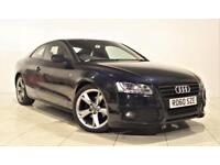 AUDI A5 2.0 TDI S LINE SPECIAL EDITION 2d 168 BHP + 1 OWNER + SERVICE HISTORY (blue) 2010