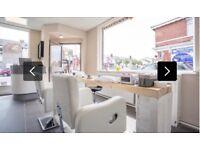 Hairdresser's Chair to Rent - Bamber Bridge £100 per week inc bills