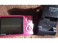Fujifilm FinePix Z20fd Pink 10MP Digital camera